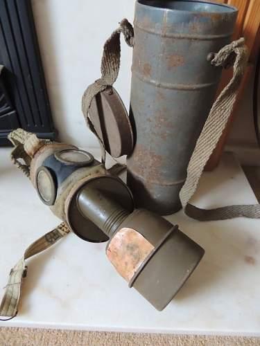 TC38 gas mask