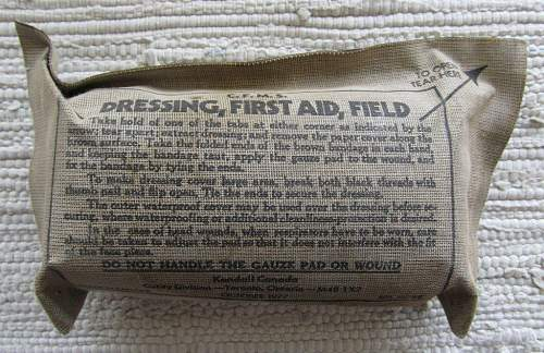 Canadian Wound Dressing
