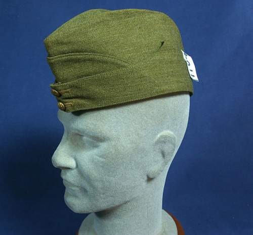 WW2 brit side hat
