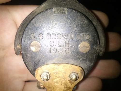 US field radio headset?