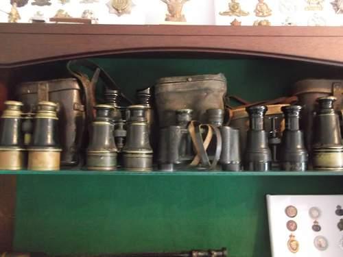 My WW1 Bino Collection