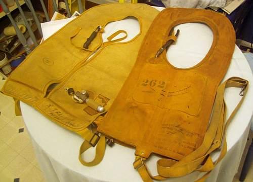 USAAF life vests
