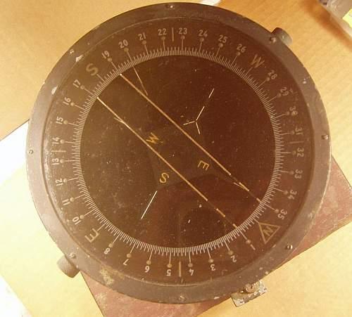USAAF compass