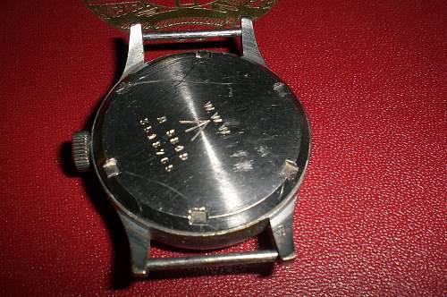 British Watch Vertex