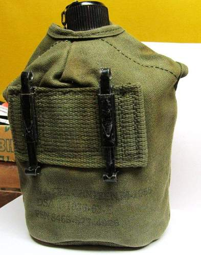 US 1956 Pattern Canteen Cover