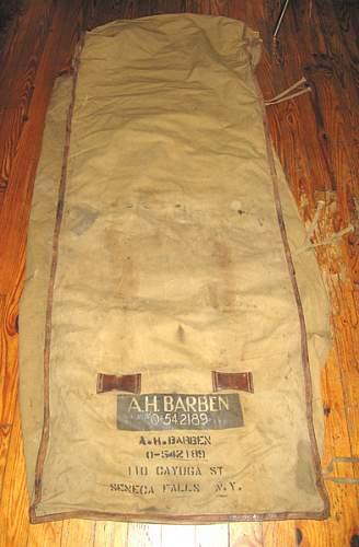 British garment roll?