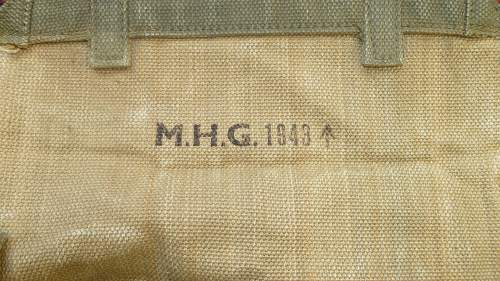 1943 dated British small pack. Real or repro?