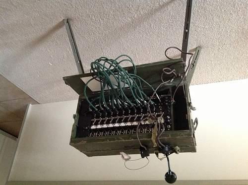 BD 72 switchboard....