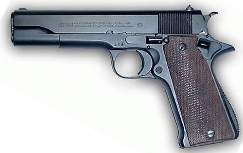 Questions about the Model 1911A1