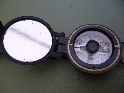 Army compass?