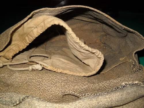 unknown bread bag