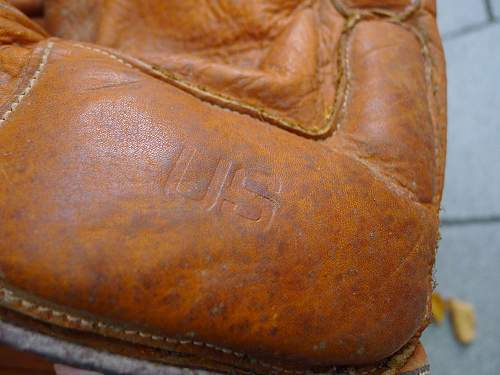 US Army issue Baseball Glove