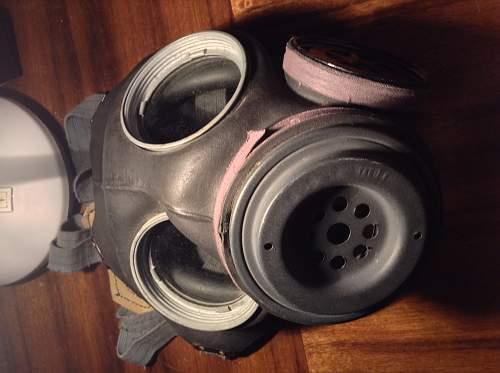 Need help identifying gas mask