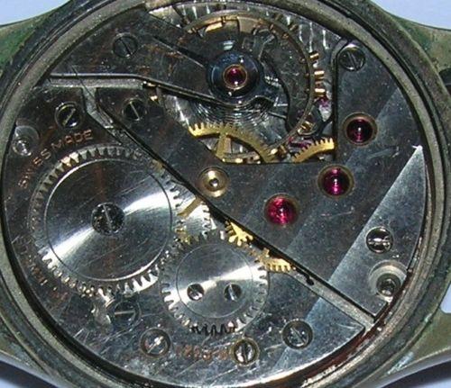 ATP british WWII wrist watch