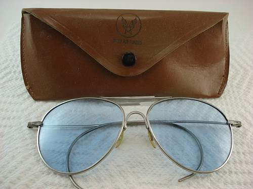 Us Army Air Forces glasses