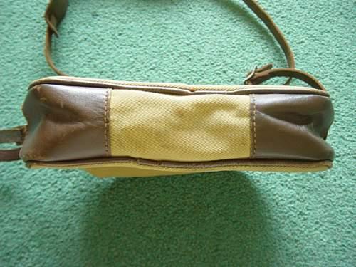 CWAC Issue handbag