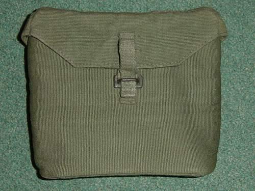Click image for larger version.  Name:1944 pattern Binocular case. 001.jpg Views:316 Size:151.5 KB ID:58965