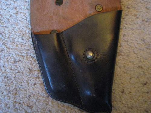 Can Anybody ID This Holster ?