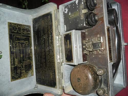 1940 field phone ?????