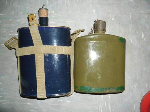 Military water bottle ???