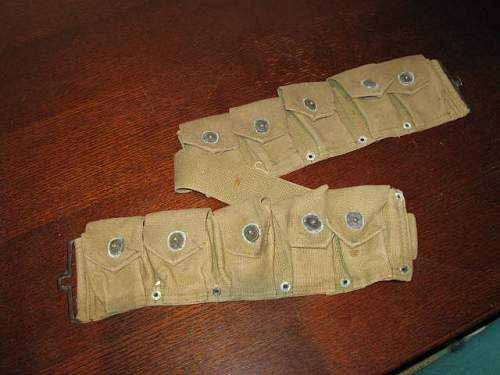 US ammo belt?