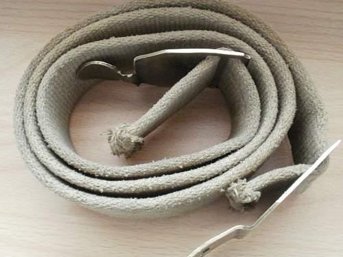 US army belt?