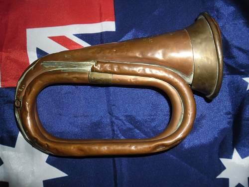 Age of old  bugle ??