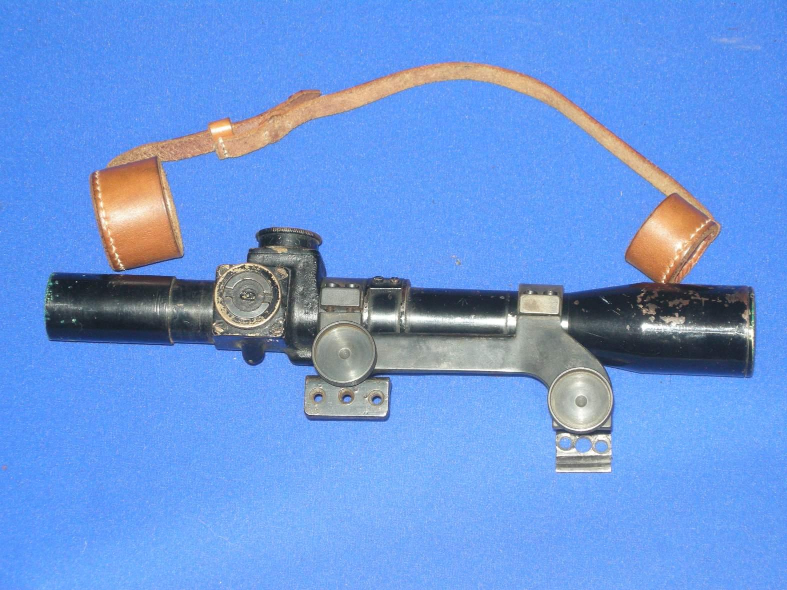 no  32 mk 1 sniper scope