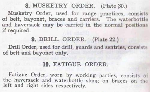 Click image for larger version.  Name:Royal Naval Handbook of Field Training, 1934.jpg Views:60 Size:57.5 KB ID:632345