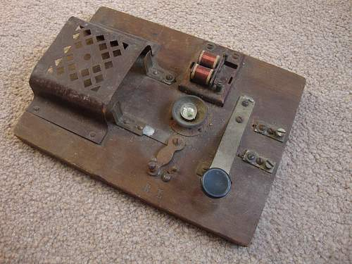 Anybody know anything about morse code keys?