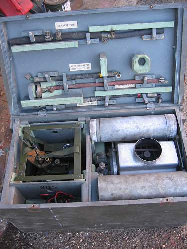 Spy Radio Steam Generator