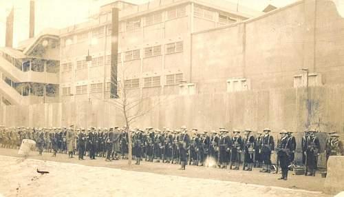 Click image for larger version.  Name:1927-28 - Nanking, China - Pattern 1908 & Pattern 1919.JPG Views:197 Size:81.8 KB ID:638944