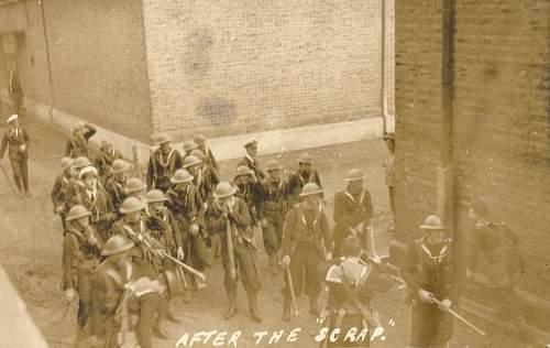 Click image for larger version.  Name:1927-28 - Nanking, China - Pattern 1908 & Pattern 1919.....JPG Views:227 Size:72.0 KB ID:638949