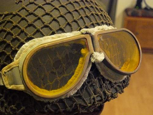Resistall Goggles Despatch Rider ?