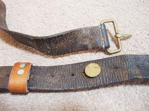 can anybody help Id this strap