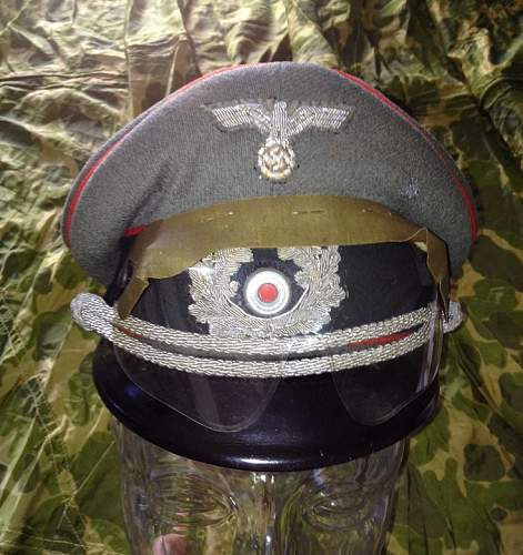 """WWII Canadian Dust Goggles a.k.a """"Rommel Goggles"""""""
