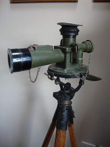 any ideas what this is on a helio MkV tripod??