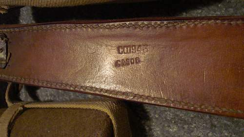 Click image for larger version.  Name:24 Indian Machete Scabbard marked 'Ca 1943'.jpg Views:202 Size:228.2 KB ID:657385