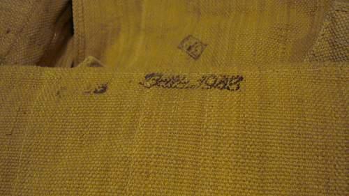 Click image for larger version.  Name:29 Haversack marked 'BATA 1943'.jpg Views:130 Size:229.8 KB ID:657390