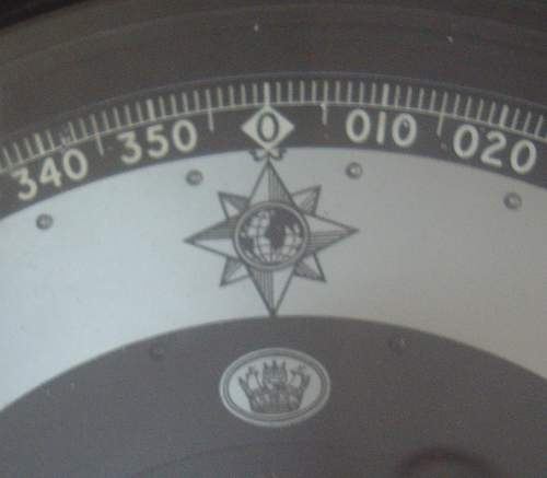 ships compass pattern1910