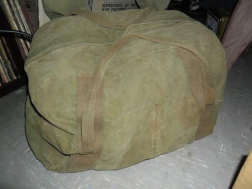 dated vietnam era kit bag ????