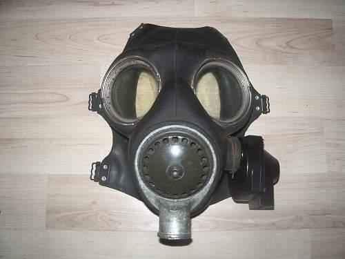 No.2 Respirator Microphone