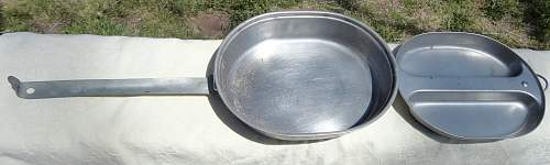 US Mess Kit Dated 1944