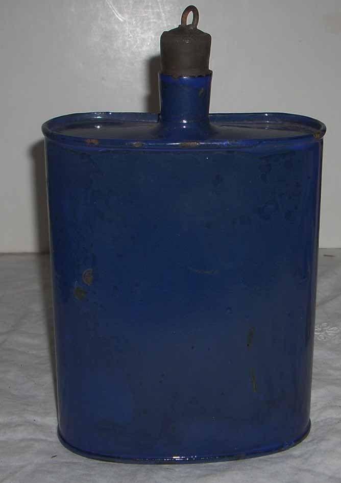 Distinguishing Cobalt Blue Mk Vi And Mk Vii Water Bottles