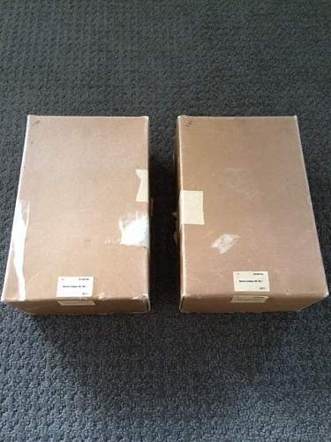 WWII Canadian Headphones (Boxed)