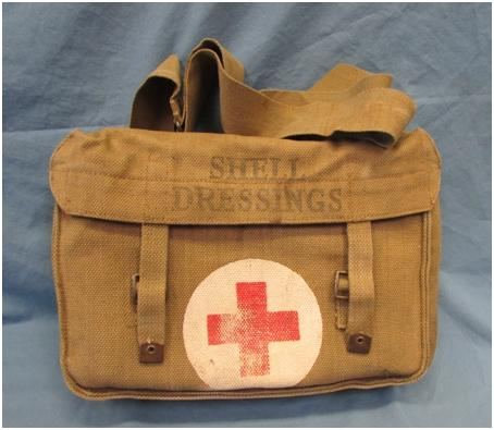 Opinion needed: Shell Dressings Bag