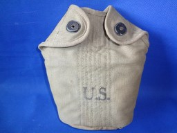 U.S. Canteen Cover.
