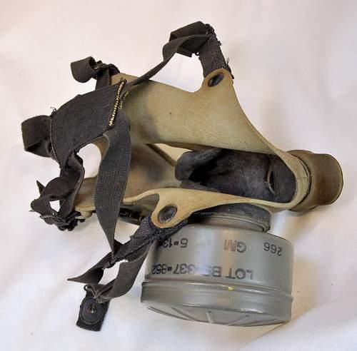 US Gas Mask