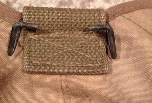 USMC - canteen covers 3rd & 1st pattern