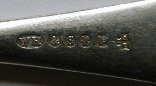 Click image for larger version.  Name:Glamorgan Artillery Volunteers mess spoon detail 2.jpg Views:42 Size:173.1 KB ID:715873